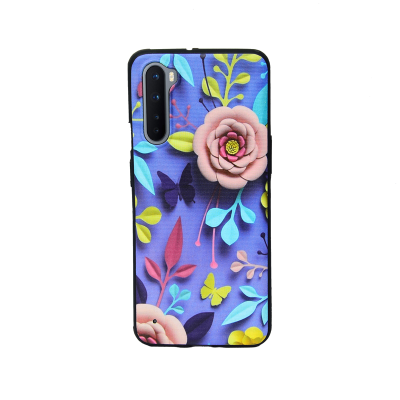 OnePlus Nord Flower & patels Soft Printed Case
