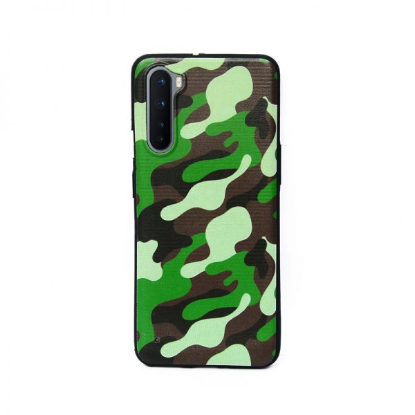 OnePlus Nord Military Color Soft Pritned Case