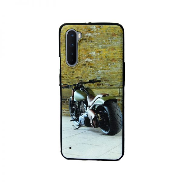 OnePlus Nord Premium Bike BG Soft Printed Case