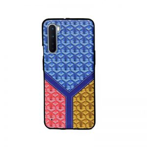 OnePlus Nord Tri-Color Y Soft Printed Case