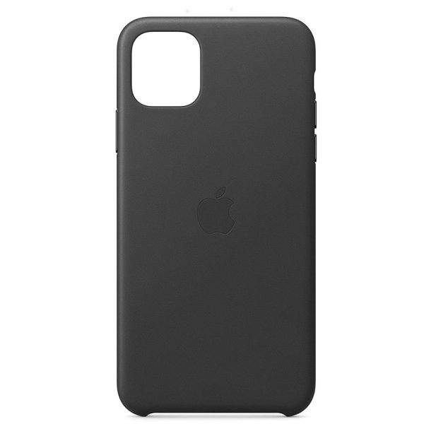 iPhone 11 Silicone Case Black color