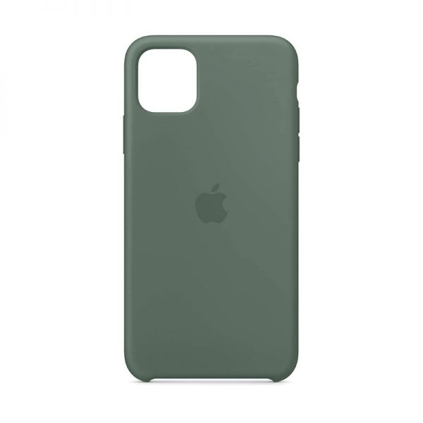 iPhone 11 Silicone Case Pine Color