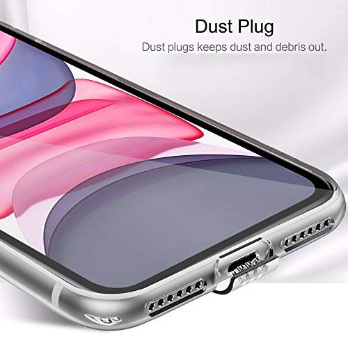 iPhone 11 Transparent Camera Protection Case-1