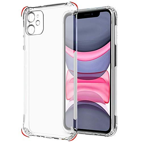 iPhone 11 Transparent Camera Protection Case